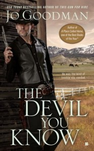 Joint Review: The Devil You Know (McKenna Brothers #2) by Jo Goodman