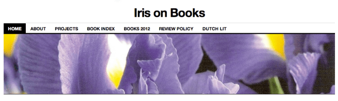 Iris on Books