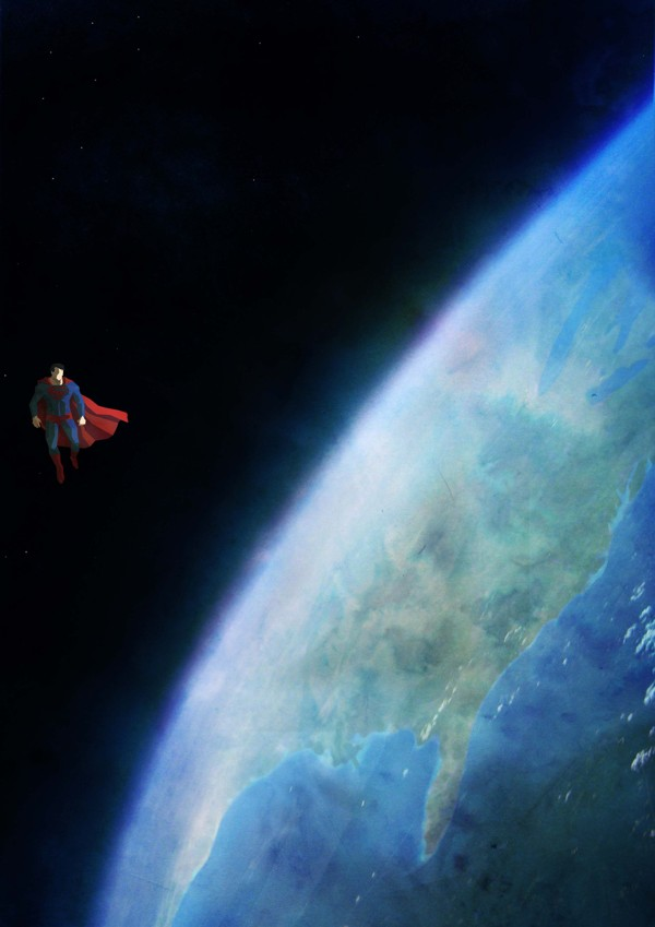A Lonely God (Superman)