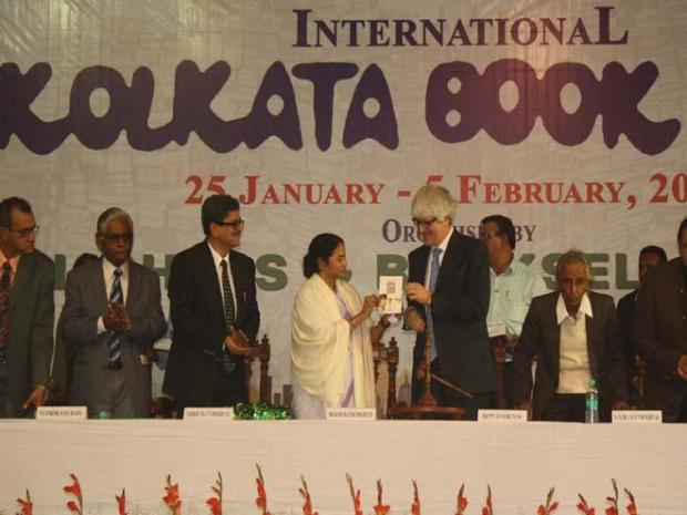 kolkata book fair 2014 dates