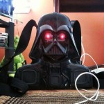 Darth Vader Back Pack
