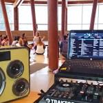 DJ Speaker Yoga Canada Whistler BoomCase Portable Speaker Bluetooth