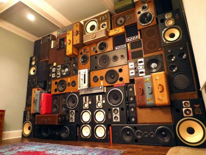 Nashville Speaker Wall The Boomcase 169