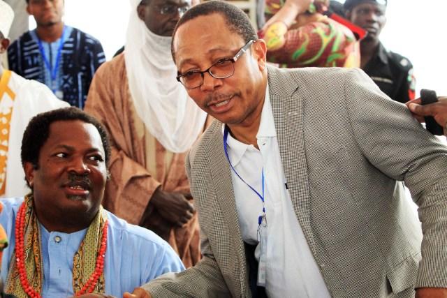 Prince Nduka Obaigbena & Mr. Tony Chiejina