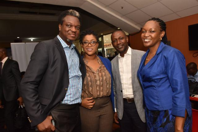 Mr. Seun Soyinka, Joy Obinyan, Haroun Malami, & Mrs shepuya Icha