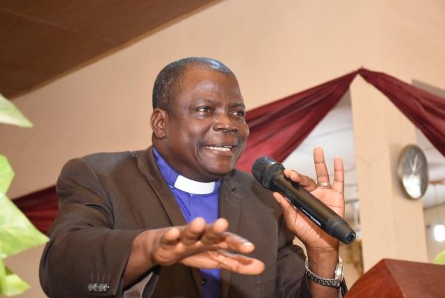 Preacher, Rev Dr John Sunday Owoeye