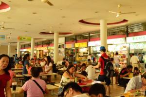 Hawker Market