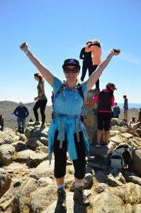 Me at the Summit!