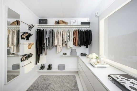 curated closet_brass