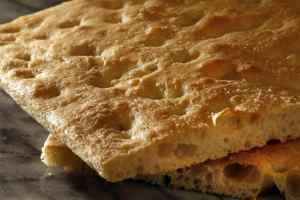 Nooks and crannies add oomph to our favorite foods life focaccia from Genoa. (Glenn Koenig/Los Angeles Times/MCT)