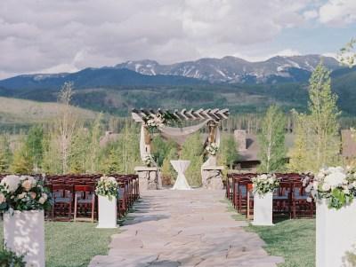 Our Favorite Colorado Mountain Wedding Venues | The Bridal ...