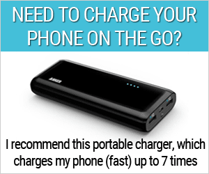 travel phone charger