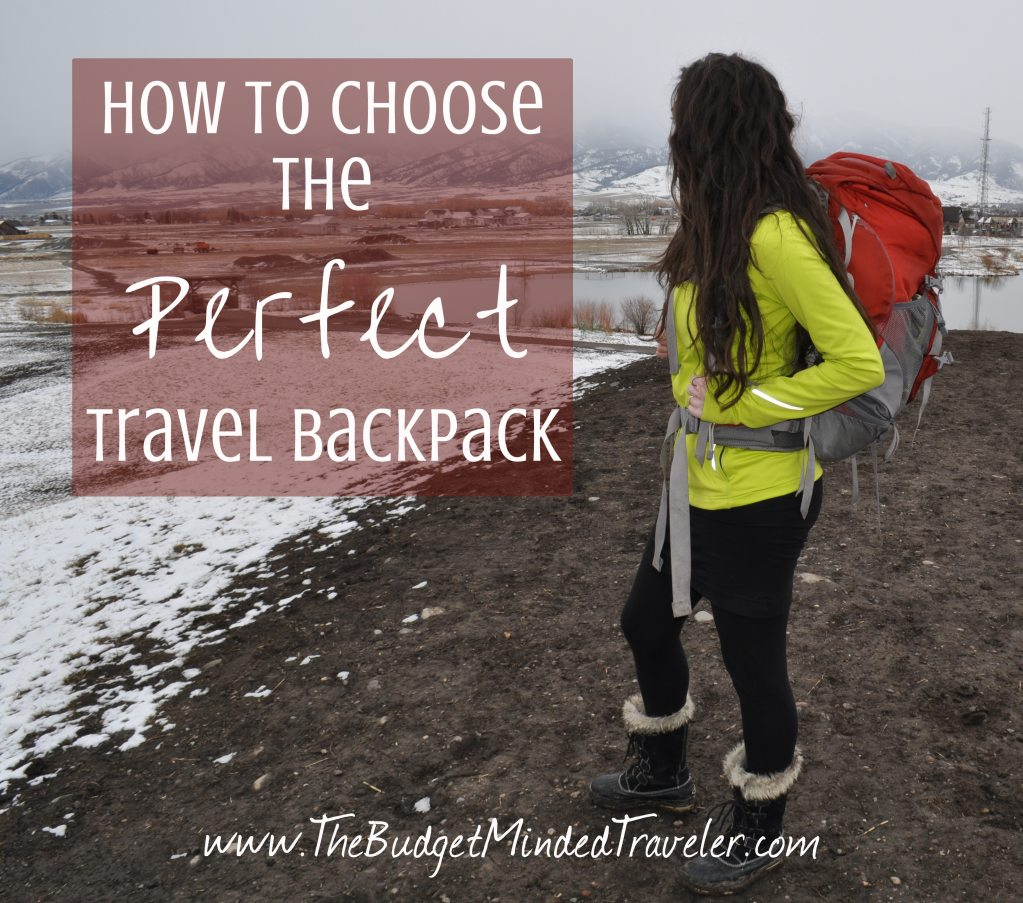How to Choose the Perfect Travel Backpack - Video