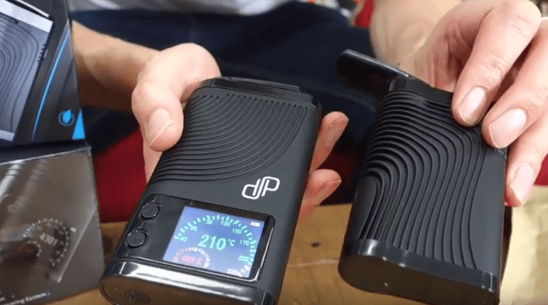 Boundless CF and CFX Vaporizer Review VapeFiend