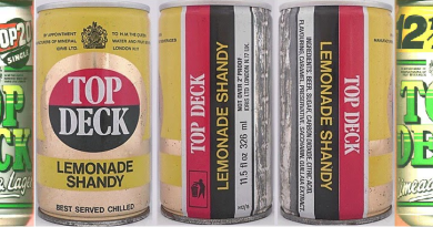Who remembers Top Deck shandy?