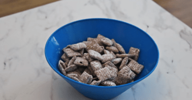 Cannabis Infused Puppy Chow Recipe