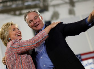 It's Official, Hillary Chooses Tim Kaine