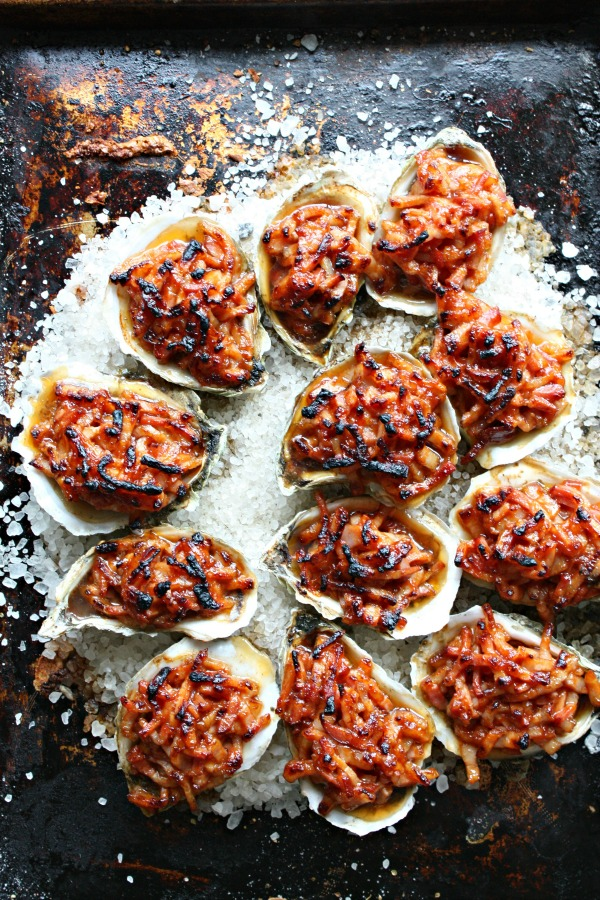 oysters kilpatrick | the burnt chef
