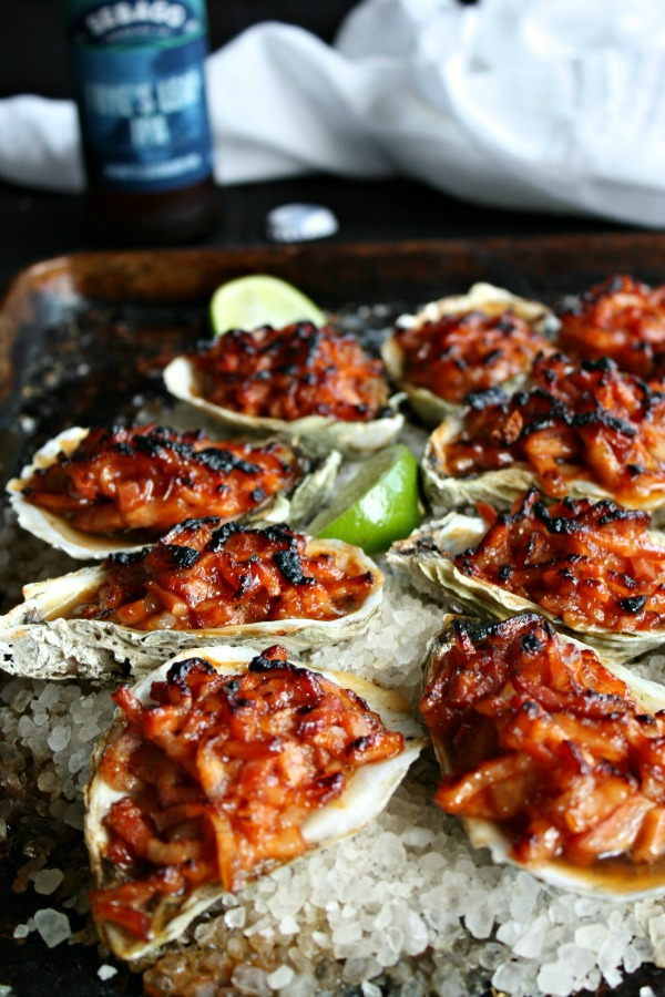 Oysters Kilpatrick   The Burnt Chef