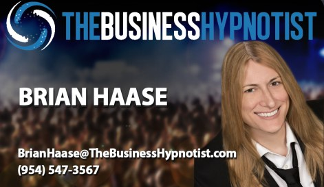 Business Hypnotist Card Template - Brian Haase copy