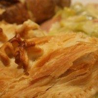 Ham & Leek Pie