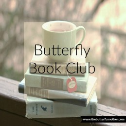 Butterfly book club new logo