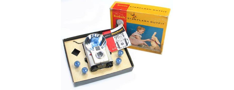 The Kodak Brownie Starflash: My First Camera