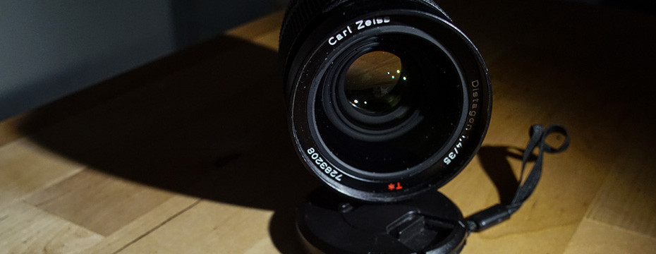 The A7R - Day Two