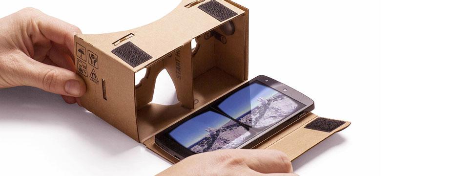 Google Skunkworks: Cardboard 2.0 - GoPro 16 Cam & Jump VR