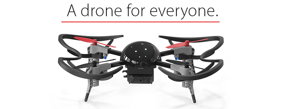 Micro Drone 3.0: Aerial Video in the Palm of Your Hand