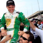 Carpenter on the Indy 500 pole for the second straight year