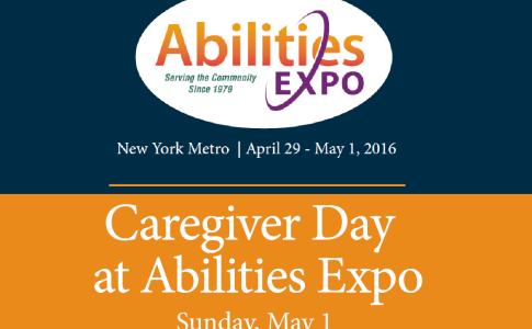 Abilities Expo - NY Metro - 1 May 2016