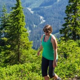 Hiking The Trails, Whatcom County, Washington, USA