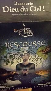 Dieu Du Ciel- 'Rescousse' box