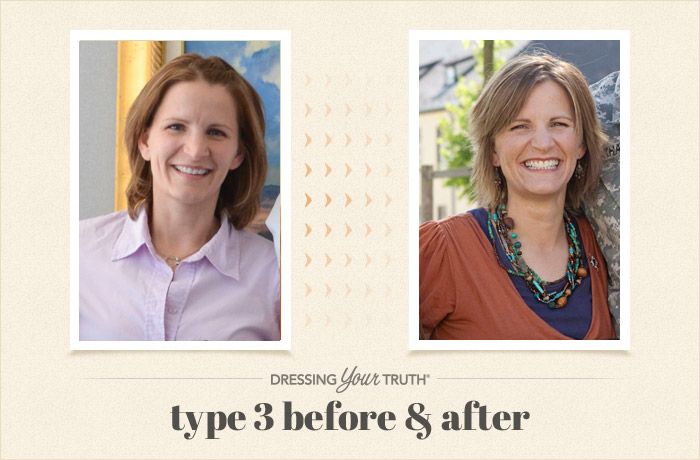 Tera-Type-3-Before-and-After-Dressing-Your-Truth