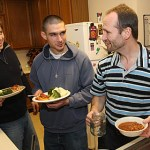 Men living in former convent grow in faith, friendship