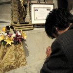 Relic from Rome sparks quiet conversations at Cathedral of St. Paul