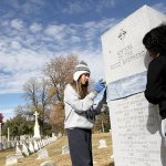 St. Agnes kids prove cemetery visit can be fun