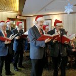 Knights chorus sharing joy of music for more than 5 decades