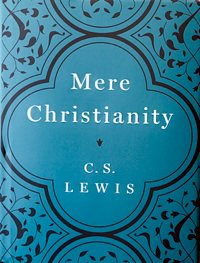 "Published in 1952, ""Mere Christianity"" was named ""best religious book of the 20th century"" by the  magazine Christianity Today. CNS photo"