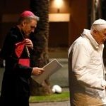 Pope Benedict leaves valuable witness for seniors