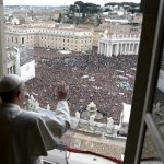 Pope explains why he chose St. Francis of Assisi's name