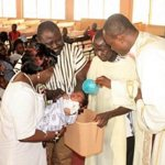 Ghana diocese uses funds for basic services in the communities it serves
