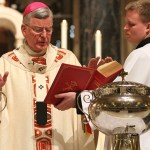 Local priests to renew promises at annual Chrism Mass