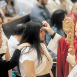 Latino parishes celebrate confirmation