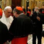 Pope warns Vatican officials of 'spiritual Alzheimer's,' other ills