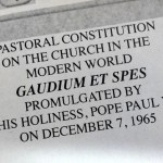 Observing 'the signs of the times': Final Vatican II document subject of UST conference