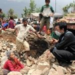 In Nepal, fresh quake rattles confidence