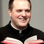 Deacon Powers takes cues from father, a permanent deacon