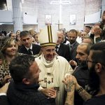 There but for the grace of God: Pope Francis on prisoners